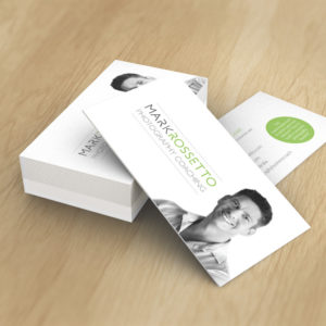 Mark Rossetto Business Cards